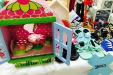 My Kids Market - Kellyville [Shoes and goods on table for sale]