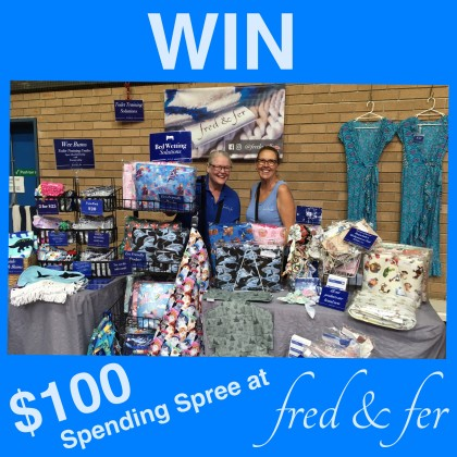 Fred and Fer Promo - win $100